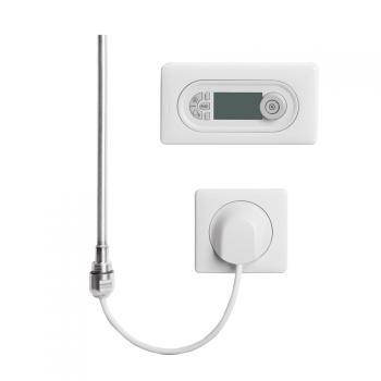 Kermi Elektro-Set WFC weiß, 400 Watt