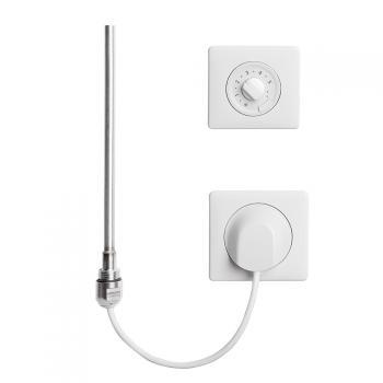 Kermi Elektro-Set WFS weiß, 600 Watt
