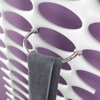 Kermi Handtuchring für Ideos B: 50,8 und 75,8 cm