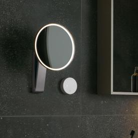 Keuco iLook_move Kosmetikspiegel DALI-steuerbar Ø 212 mm chrom