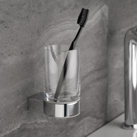 Keuco Plan Glashalter komplett mit Acryl-Glas chrom