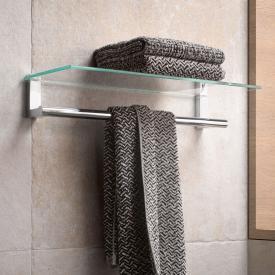 Keuco Plan Handtuchablage silber eloxiert/chrom