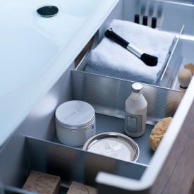 Keuco Royal Reflex Alu-Einteilung für Waschtischunterschrank