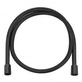 Keuco Universal Brauseschlauch Länge: 1250 mm, schwarz chrom gebürstet