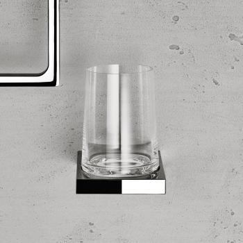 Keuco Edition 11 Wandhalter mit Glas