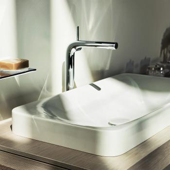 Keuco Edition 400 Einhebel-Waschtischmischer 240 ohne Ablaufgarnitur