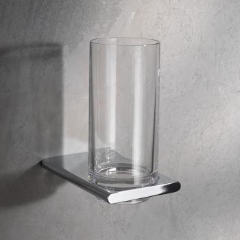 Keuco Edition 400 Glashalter, Wandmontage