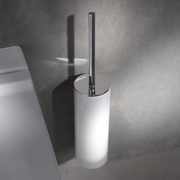 Keuco Edition 400 Toilettenbürstengarnitur, Wandmontage