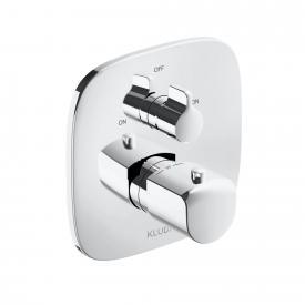Kludi AMEO Thermostatarmatur Unterputz für 2 Verbraucher