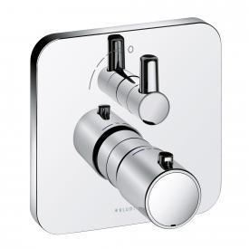 Kludi E2 Unterputz-Brause-Thermostatarmatur, mit Absperrung