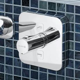 Kludi PUSH Unterputz-Brause-Thermostatarmatur, eckig
