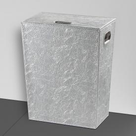 KOH-I-NOOR ECOPELLE Wäschekorb chrom