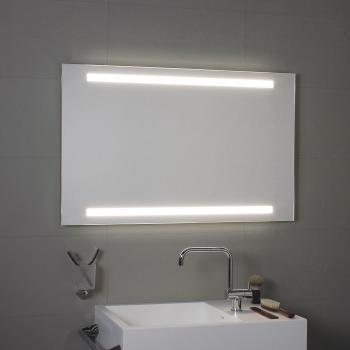 KOH-I-NOOR SUPERIORE E INFERIORE LED Spiegel mit Ober- und Unterbeleuchtung