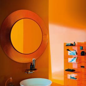 Kartell by Laufen Spiegel orange tangerine