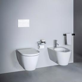 Kartell by Laufen Wand-Tiefspül-WC, spülrandlos weiß