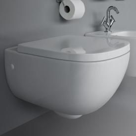 LAUFEN INO / Palomba Wand-Tiefspül-WC ohne Spülrand, weiß, mit CleanCoat