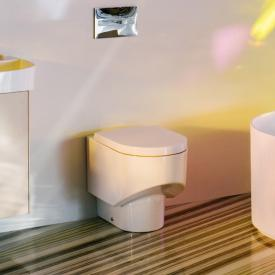 LAUFEN SONAR Stand-Tiefspül-WC spülrandlos weiß