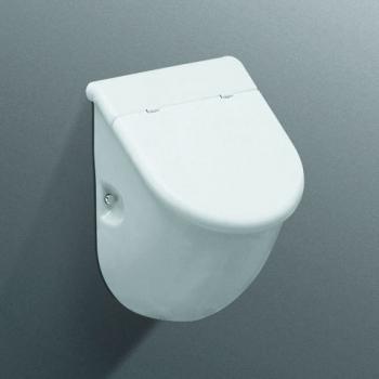Laufen casa Absauge-Urinal für Deckel B: 30,5 H: 46,5 T: 28,5 cm weiß