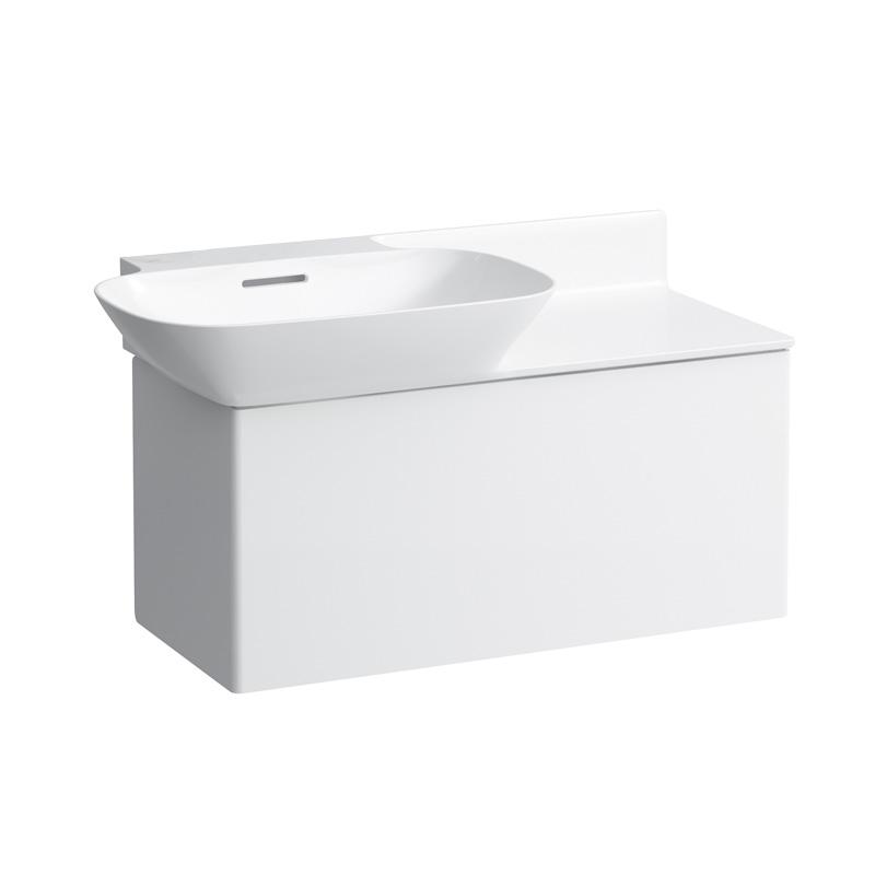 Laufen INO Waschtisch mit Waschtischunterschrank mit 1
