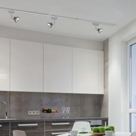 lumexx Spot Eta Magnet LED Leuchtenkopf für Magnetline