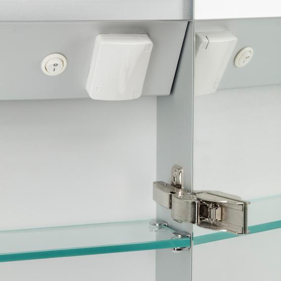 Matedo Entry SPS Spiegelschrank mit LED-Beleuchtung