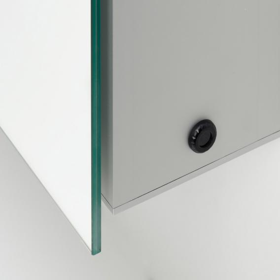 Matedo Entry SPS Spiegelschrank mit LED-Beleuchtung mit 2 Türen