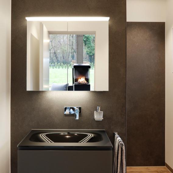 Matedo Next SPS Spiegelschrank mit LED-Beleuchtung mit 2 Türen