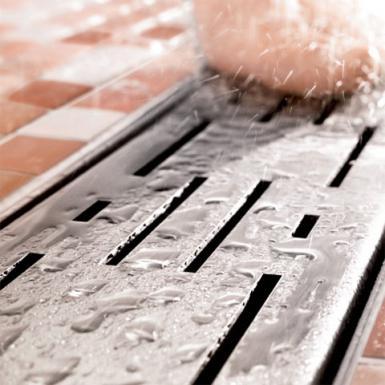 bodengleiche dusche fliesen oder wanne emero life - Geflieste Dusche Fugen