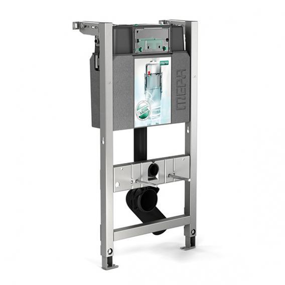 MEPA VariVIT ® Typ B31 WC-Element Spülkasten Sanicontrol, H: 100 cm, Betätigung oben/vorne