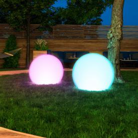 MÜLLER-LICHT tint Calluna white+color RGBW Bodenleuchte mit Dimmer