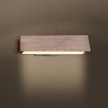 Näve Wood LED Wandleuchte
