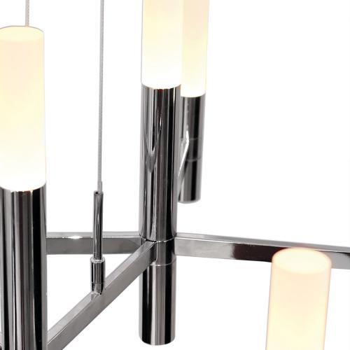 Näve Candle LED Pendelleuchte 18-flammig