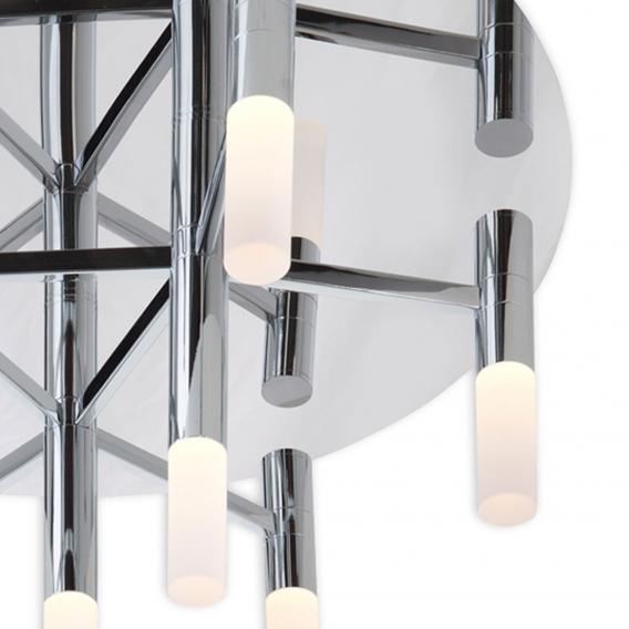 Näve Candle LED Deckenleuchte 9-flammig