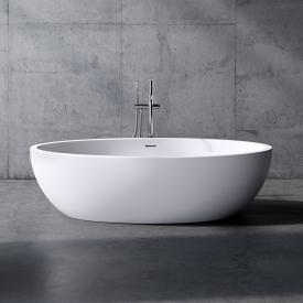 neoro n70 Freistehende Badewanne L: 170 B: 90 H: 47 cm, mit pflegeleichter Oberfläche