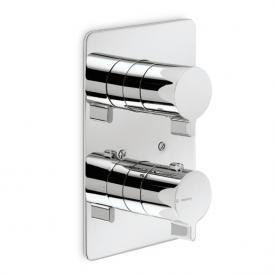 Newform libera 65764 Unterputz Thermostat mit Absperrung chrom