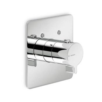 Newform libera 65768 Unterputz Dusch-Thermostat chrom