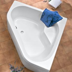 Ottofond Ancona Eck-Badewanne mit Fußgestell
