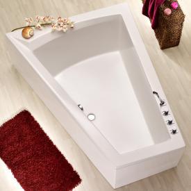 Ottofond Galia II Eck-Badewanne, Einbau