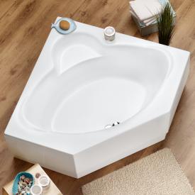 Ottofond Miami Eck-Badewanne, Einbau