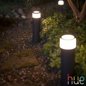 PHILIPS Hue Calla LED RGBW Sockelleuchte Erweiterungs-Set 24V