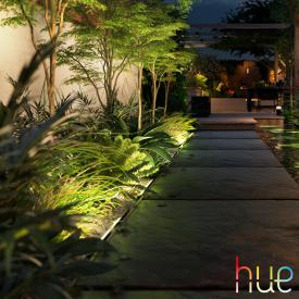 PHILIPS Hue White & Color Ambiance Amarant LED Bodenleuchte