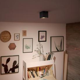 PHILIPS myLiving Box LED Warmglow Deckenspot 1-flammig