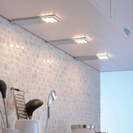 Paul Neuhaus Helena LED Unterbauleuchte mit Sensorschalter, 3-er Set
