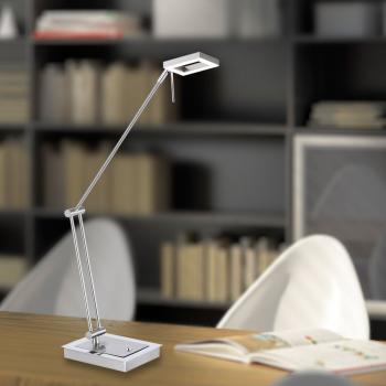 Paul Neuhaus Inigo LED Tischleuchte mit Dimmer
