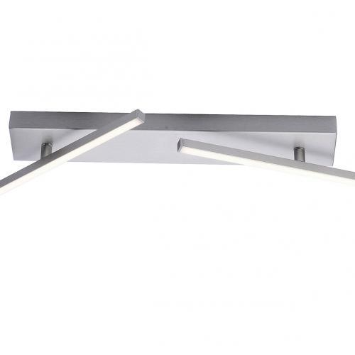 Paul Neuhaus Inigo LED Deckenleuchte 2-flammig, schwenkbar