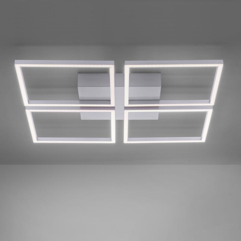 Paul Neuhaus Inigo LED Deckenleuchte mit Dimmer   8191 55   Emero.de
