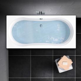 PREMIUM 100 Duo Rechteck-Badewanne Länge: 190 cm, Breite: 90 cm