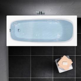 PREMIUM 100 Mono Rechteck-Badewanne Länge: 180 cm, Breite: 80 cm