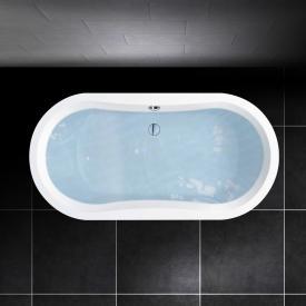 PREMIUM 100 Oval-Badewanne Länge: 180 cm, Breite: 90 cm