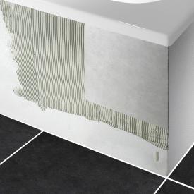 PREMIUM 100 Wannenträger für Raumspar-Badewannen mit Ablagefläche Länge: 175 cm, Breite: 110 cm